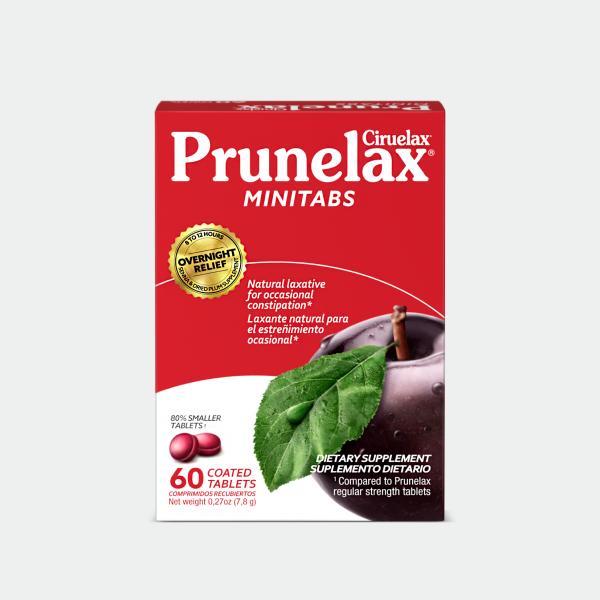 Prunelax Ciruelax 60 mini tabs