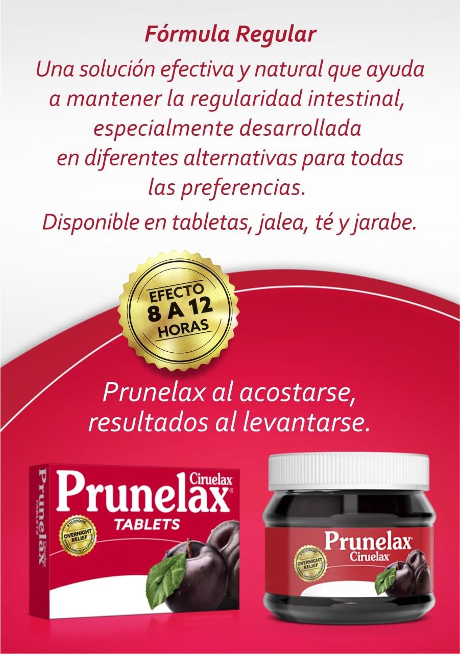 Prunelax Ciurelax - Laxante de origen natural