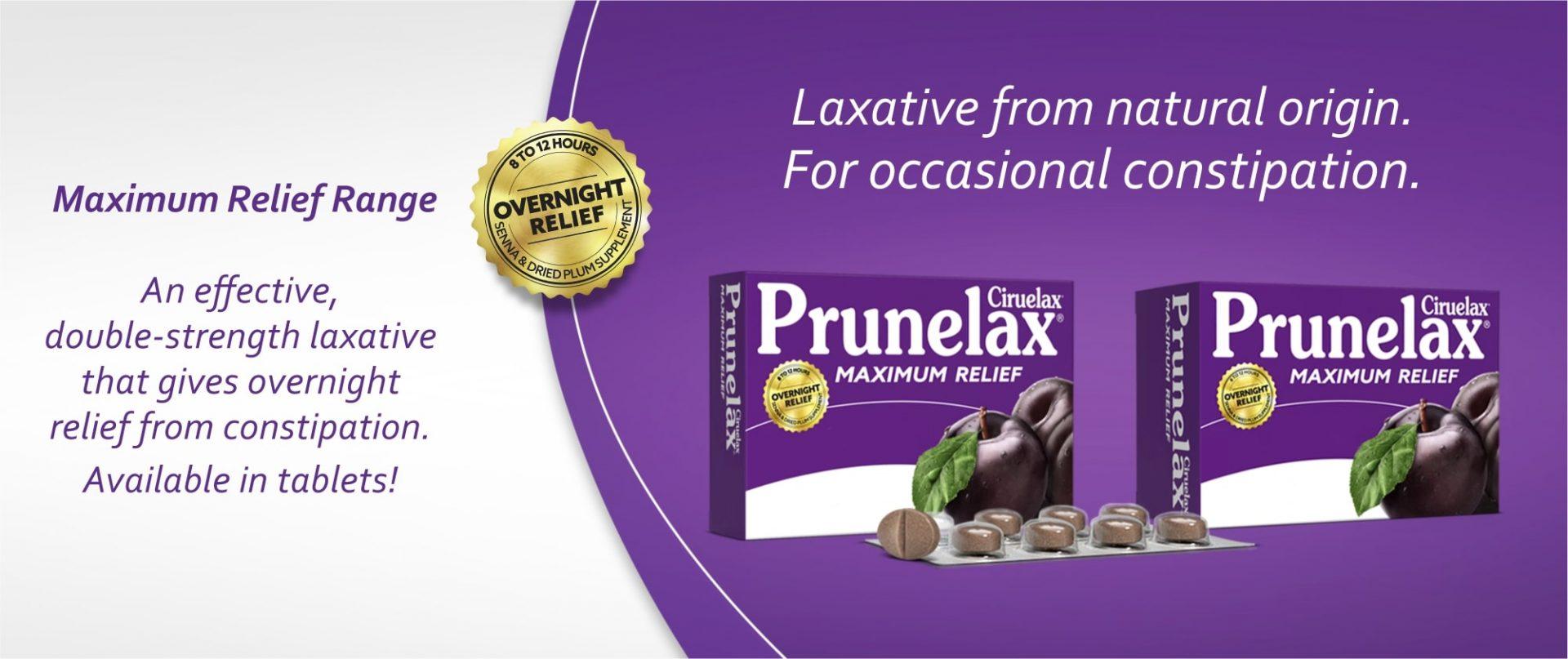 Prunela Ciruelax - Laxative