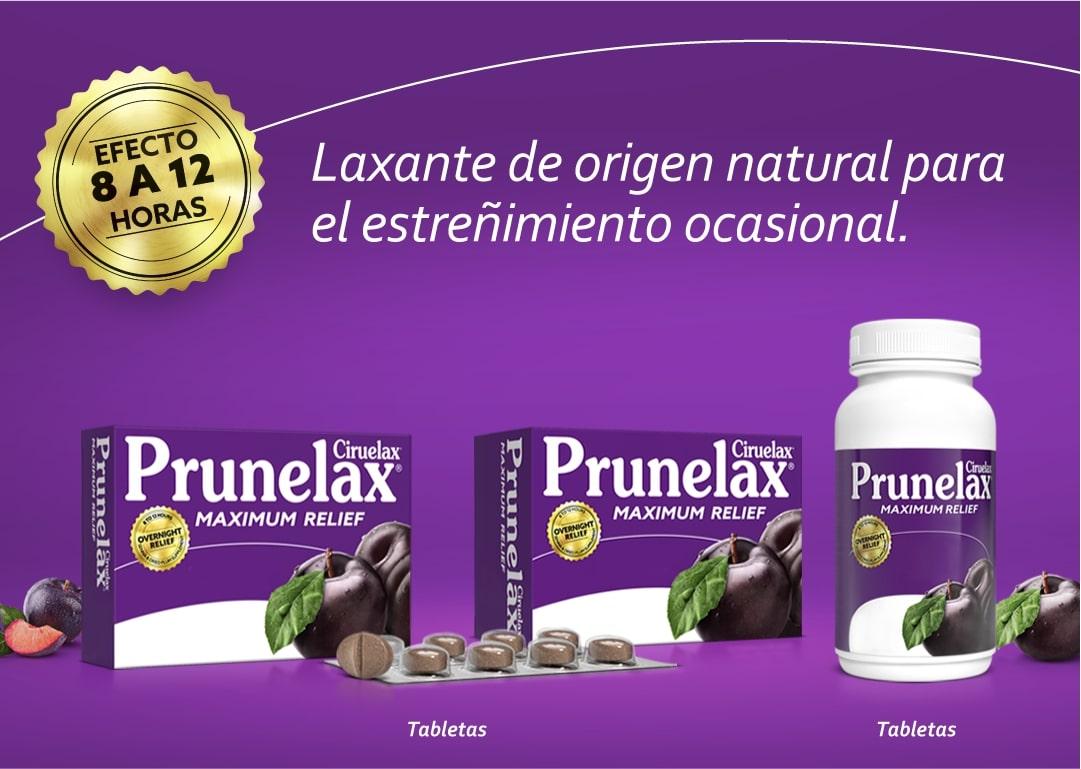 Prunelax Ciruelax - Laxante de orgien natural